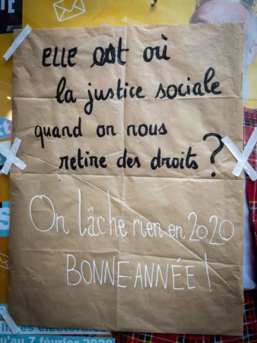 Manif du 9 Janvier  Lille 6 scaled