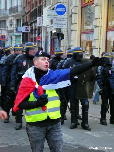 Manifestation contre la réforme des retraites Lille 11 janvier 2020 14 scaled