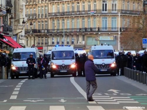 Manifestation contre la réforme des retraites Lille 11 janvier 2020 2 scaled