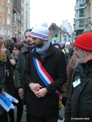 Manifestation contre la réforme des retraites Lille 11 janvier 2020 20 scaled