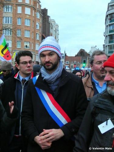 Manifestation contre la réforme des retraites Lille 11 janvier 2020 22 scaled