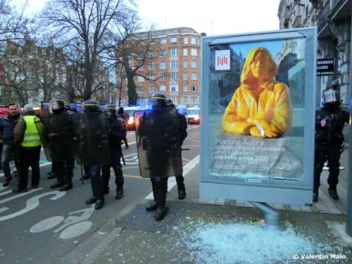 Manifestation contre la réforme des retraites Lille 11 janvier 2020 23 scaled