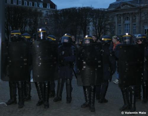 Manifestation contre la réforme des retraites Lille 11 janvier 2020 30 scaled