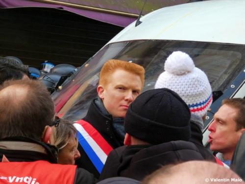 Manifestation contre la réforme des retraites Lille 11 janvier 2020 4 scaled