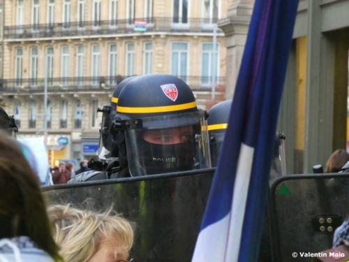 Manifestation contre la réforme des retraites Lille 11 janvier 2020 7 scaled