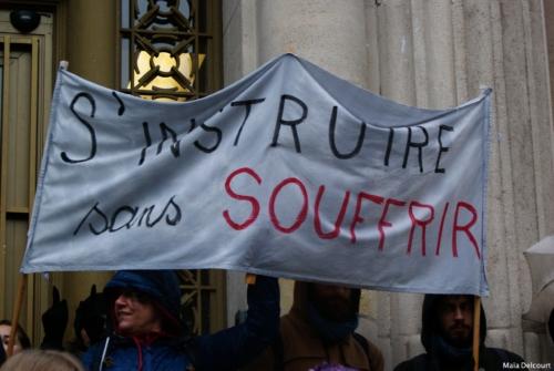 Journée de mobilisation [ Lille - 05/03/2020 ]