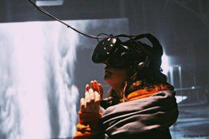 virtualité réalité virtuelle casque