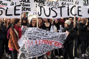 """""""Honorons les mortes, protégeons les vivantes !"""" ©Lisa Mauny"""