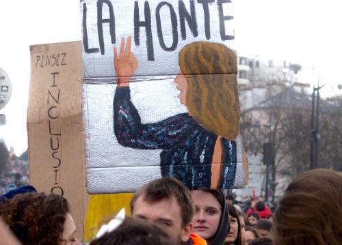 Après les César de la honte, la riposte féministe ©Laura Beaudoin