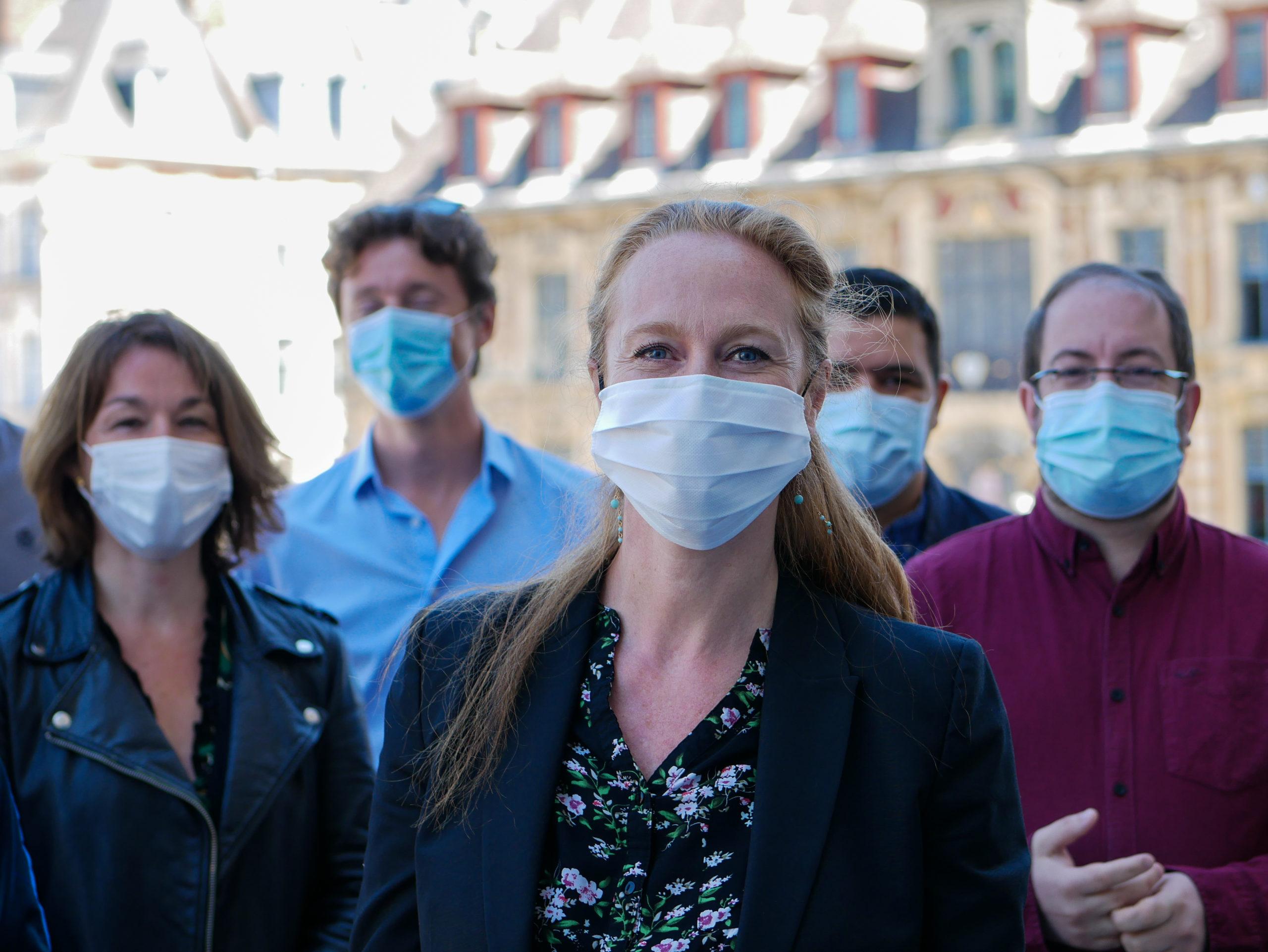 Spillebout face au virus : la campagne reprend doucement