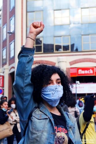 Manifestation contre le racisme et les violences policières Lille 5 juin 2020 3 scaled