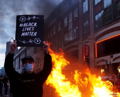 Manifestation contre le racisme et les violences policières Lille 5 juin 2020 4