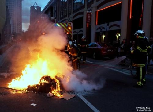 Manifestation contre le racisme et les violences policières Lille 5 juin 2020 5