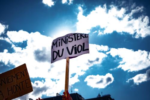 """""""Ministère du viol"""""""