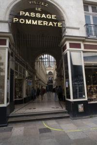 Passage Pommeraye, Nantes