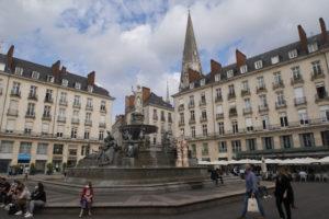 Place Royale, Nantes