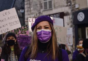 Marche Nous Toutes Bourges 21 novembre 2020