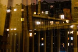 Vue sur des appartements à Paris