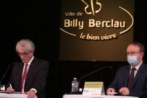 Yann Vincent et J-B Pernot