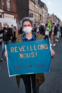 Sandrine Rousseau © Quentin Saison